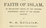 Faith of Islam, buku karya William Henry Quilliam