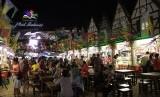 Festival Kuliner Pasar Senggol Summarecon Mall Bekasi