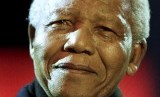 Former South African President Nelson Mandela (94 years)