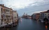 Grand Canal Venesia, Italia.