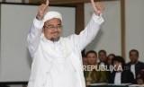 Ini Penjelasan Habib Rizieq Mengapa Dia Batal Pulang
