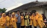 IIFPG Kampanyekan Eco-Masjid di Kampung Leluhur Jokowi.