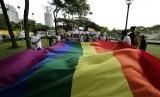 Ilustrasi kelompok LGBT