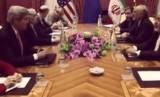 Iran dan kelompok negara P5 yaitu AS, Inggris, Prancis, Rusia, dan China berada di Swiss guna memenuhi tenggat 31 Maret untuk mencapai kesepakatan program nuklir Iran.