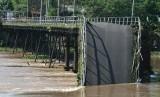 Baru 2 Bulan, Jembatan Penghubung Semarang-Demak Putus