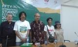 Jumpa pers International Student Festival