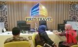 Kantor First Travel (ilustrasi)