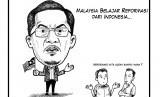 Malaysia Belajar Reformasi dari Indonesia