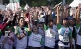 Kegiatan Ayo Indonesia Bergerak di Yogyakarta
