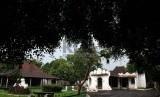 Keraton Kasepuhan Cirebon (ilustrasi)