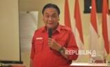 Ketua DPD PDIP Jawa Tengah Bambang Wuryanto menggembleng struktural DPC PDIP Kabupaten Semarang, Selasa (31/10) malam. Kegiatan ini merupakan persiapan PDIP menuju pilgub Jawa Tengah tahun 2018.