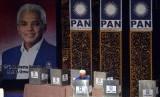 Ketua Umum PAN periode 2010-2015, Hatta Rajasa.