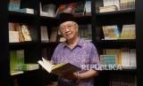 Pengasuh Pondok Pesantren Tebu Ireng Jombang, KH Salahuddin Wahid (Gus Solah).