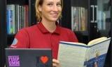 Mahasiswa UMM Marina Dobosova.