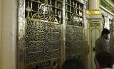 Makam Rasulullah.   (Republika/Agung Sasongko)