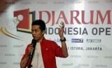 Mantan pebulu tangkis tunggal putra Indonesia, Taufik Hidayat.