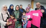 Masjid Khadijah di Peterborough, Inggris mengadakan kegiatan sesi dukungan untuk penyandang autis.