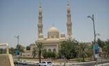 Masjid Palm Jumeirah, Dubai, UAE.