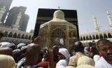 Mecca, the main destination of hajj and umra pilgrimage (file photo)