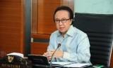 Menteri Kelautan dan Perikanan Sharif C Sutardjo