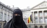 Muslimah Belgia.