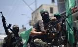 Pejuang Hamas.