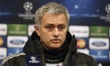 Pelatih Jose Mourinho.