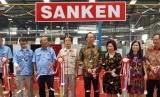 Peluncuran produksi lemari es Sanken