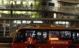 Pemprov DKI Jakarta akan meremajakan sejumlah bus Transjakarta untuk digunakan sebagai armada Transjakarta malam hari (amari) sehingga bus Transjakarta dapat beroperasi 24 jam tiap hari mulai juli 2013.