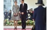Penampilan perdana Kate Middleton setelah mengumumkan kehamilan keduanya.