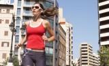 Perempuan joging