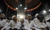 Peringatan Nuzulul Quran di Masjid Istiqlal, Jakarta.