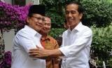 Pertemuan Prabowo dan Jokowi