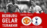 Piala FA, Tottenham Vs MU