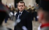 Presiden Prancis Emmanuel Macron.