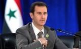 Presiden Suriah Bashar al-Assad.