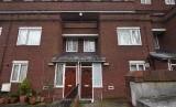 Rumah yang pernah ditempati Jihadi John alias Mohammed Emwazi saat masih menentap di London, Inggris.