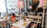Salah satu gerai Nanny's Pavillon di Jakarta.