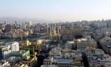 Salah satu sudut Kota Beirut.