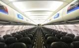 SalahTampak  satu kabin pesawat Jetstar