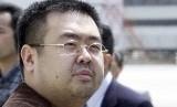 Saudara seayah Pemimpin Korea Utara Kim Jong-un, Kim Jong-nam.