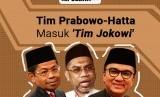 Tim Prabowo-Hatta Masuk ke 'Tim Jokowi'