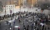Situasi unjuk rasa di Mesir, Kamis (27/1)