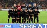 Skuat Inter Milan kontra Hellas Verona.