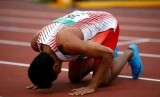 Sprinter Indonesia, Lalu Muhammad Zohri
