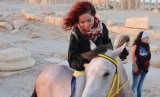 Teo Jishvilli, traveler wanita yang berhasil mengabadikan kota tua Palmyra sebelum dihancurkan ISIS