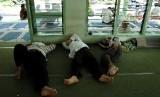 Tidur di Masjid