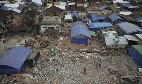 BNPB Minta Pemda Segera Tuntaskan Verifikasi Rumah Rusak