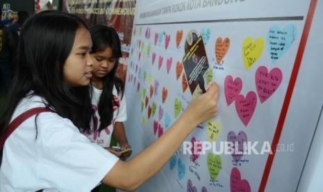 Kaum Milenial di Sukabumi Didorong Kenali Aturan KTR
