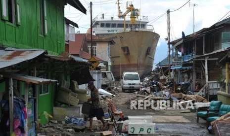 Petani Donggala Sulit Bertani Pasca Gempa-Tsunami Palu